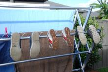 hooks for shoes